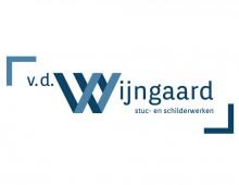 v.d. Wijgaard stuc- en schilderwerken logo